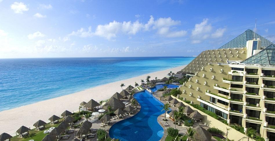 paradisus cancun отель